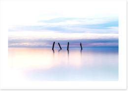 Oceans Art Print 136568270