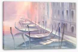 Venice Stretched Canvas 136942051