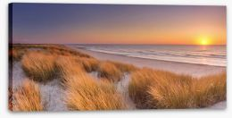 Beaches Stretched Canvas 137936709