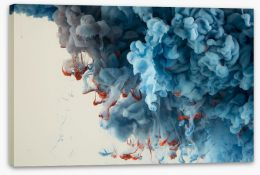 Abstract Stretched Canvas 138424459