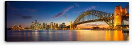Sydney Stretched Canvas 138664692