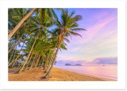 Beaches Art Print 142052795