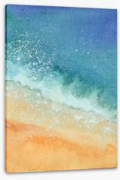 Beaches Stretched Canvas 145398268
