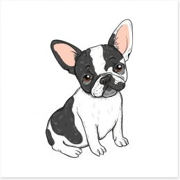 Animal Friends Art Print 145699685