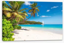 Beaches Stretched Canvas 148078888