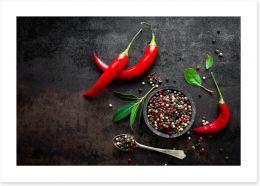 Food Art Print 151880066