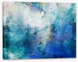 Abstract Stretched Canvas 152473831
