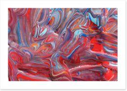 Marble flow