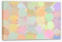Pastel perfection Stretched Canvas 156933623