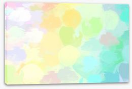 Spring Stretched Canvas 156934139