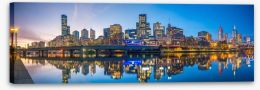 Melbourne Stretched Canvas 158368778