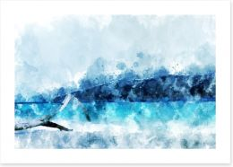 Abstract Art Print 160439825