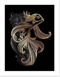 Chinese Art Art Print 163374605
