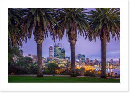 Perth Art Print 164562505