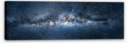 Space Stretched Canvas 166620562