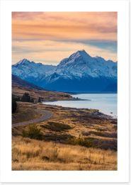 New Zealand Art Print 166863735