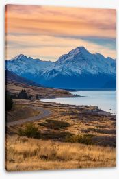 New Zealand Stretched Canvas 166863735