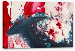 Abstract Stretched Canvas 168516153