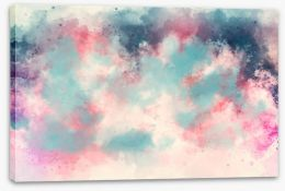 Abstract Stretched Canvas 168622433