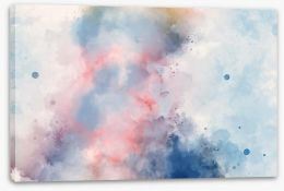 Abstract Stretched Canvas 168622852