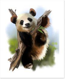 Animals Art Print 170856986