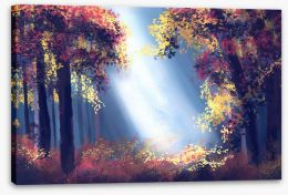 Autumn Stretched Canvas 170857141