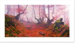 Autumn Art Print 171084296