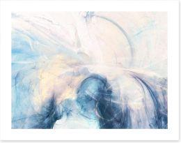 Shimmering softly Art Print 171776672