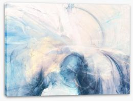 Shimmering softly Stretched Canvas 171776672