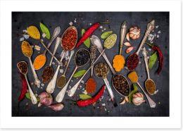 Food Art Print 172449016
