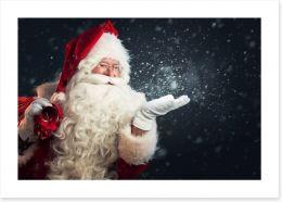 Christmas Art Print 172452680