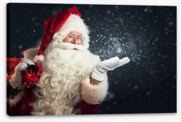 Christmas Stretched Canvas 172452680