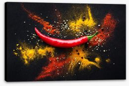 Food Stretched Canvas 172618645