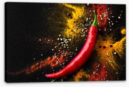 Food Stretched Canvas 172618703