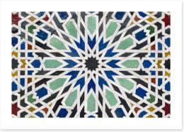 Islamic Art Print 172639128