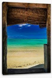 Beaches Stretched Canvas 174973801