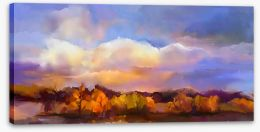 Impressionist Stretched Canvas 175350393