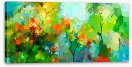 Impressionist Stretched Canvas 175350773