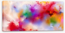 Abstract Stretched Canvas 175351122