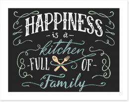 Kitchen Art Print 175373727