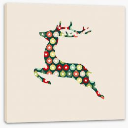 Christmas Stretched Canvas 176354886