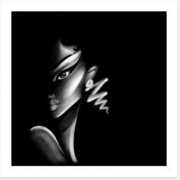 Black and White Art Print 178802460
