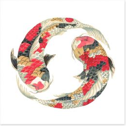 Japanese Art Art Print 179639546