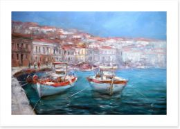Impressionist Art Print 180937985