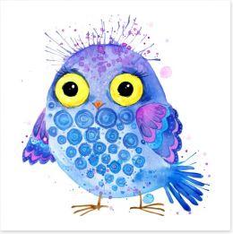Owls Art Print 181328596