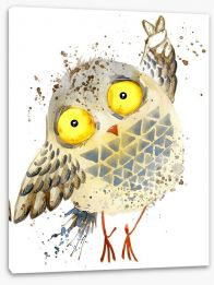 Owls Stretched Canvas 181328643