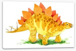 Dinosaurs Stretched Canvas 181334699