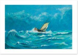 Impressionist Art Print 181468280