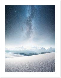 Winter Art Print 183233512