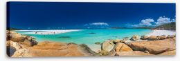 Beach Stretched Canvas 183921827